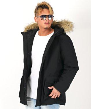 N-3Bミリタリー中綿ジャケット/N-3B メンズ 中綿ジャケット ミリタリー アウター ビター BITTER 冬