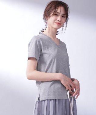 Anti Soaked VネックTシャツ