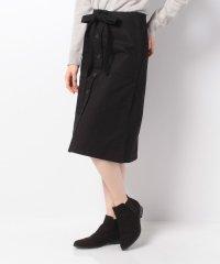 【WAREHOUSE】フロントボタンタイトスカート