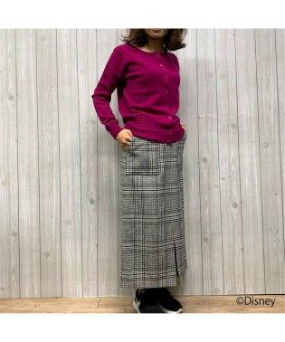 【冬の新作】フロントスリットロングタイトスカート