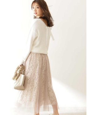 ◆《EDIT COLOGNE》チュールスカート