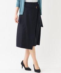 【特別提供品】ラップ風デザインスカート