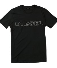 DIESEL UMLT-JAKE ディーゼル ロゴプリントTシャツ 00CG46-0DARX
