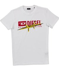 DIESEL T-DIEGO-BX2 ディーゼル プリントTシャツ 00S014-0EAXG