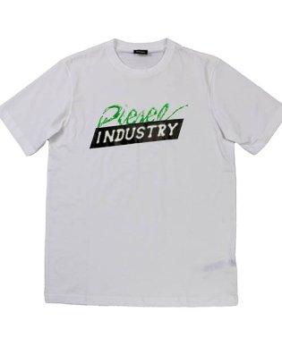 DIESEL 00S017-0HARE Tシャツ 00S017 メンズ
