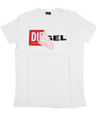 DIESEL T-DIEGO-QA MAGLIETTA Tシャツ 00S02X 0091B メンズ