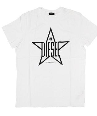 DIESEL T-DIEG-YH Tシャツ 00SNRE 0091A メンズ