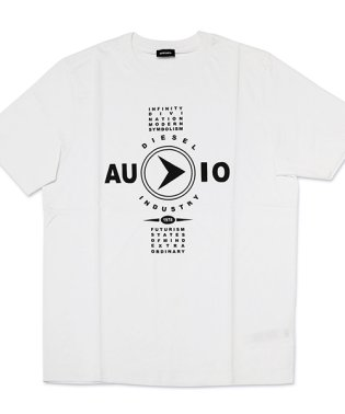 DIESEL T-JUST-Y2 MAGLIETTA Tシャツ 00SSPP 0091A メンズ