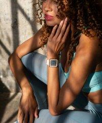 ARMITRON 腕時計 デジタルクロノグラフ ダイヤルウォッチ スクエアタイプ