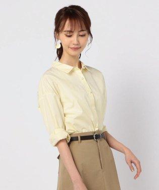 パール釦2WAYシャツ