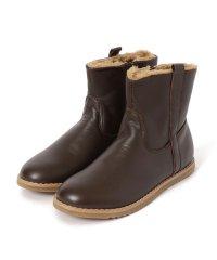 OLD SOLES:牛革 ショートブーツ