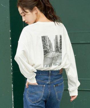 【WEB限定】アソートプリントビックシルエットTシャツ