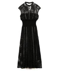 スィッチングレースドレス