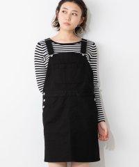 WEGO/デイリーツイルタイトジャンパースカート