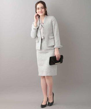 ミックスカラータイトスカート