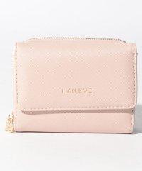 【LANEVE】三つ折財布(BOX付)