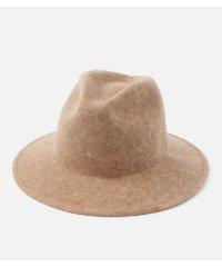WIDE BRIM MELTON HAT