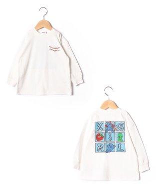 パラノーマルプリントTシャツ