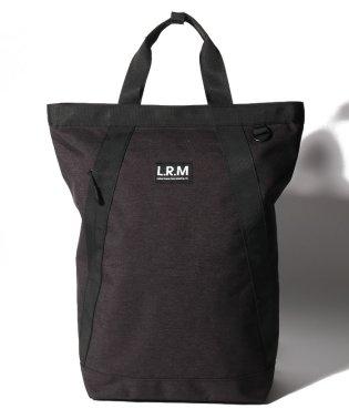【L.R.M】 10ポケットトート&リュック