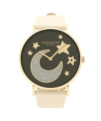コーチ 時計 レディース COACH 14503041 PERRY ペリー レディース腕時計ウォッチ ホワイト/ブラック/イエローゴールド