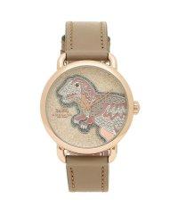 コーチ 時計 COACH 14503162 DELANCEY デランシー 恐竜 レキシー レディース腕時計ウォッチ ピンクゴールド/ベージュ