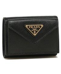 プラダ PRADA 1MH021 QHH F0002 レディース 二つ折り財布
