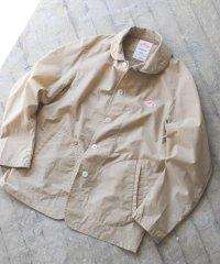DANTON × BEAMS / 別注 ナイロン タフタ カバーオール ジャケット 20SS