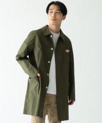 DANTON × BEAMS / 別注 ステンカラー コート 20SS