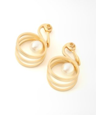 【jour couture】UNFOLD.01 TRIPLE EARRINGS / トリプルイヤリング