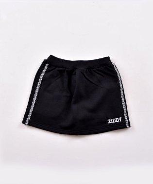 サイドラインスカートパンツ