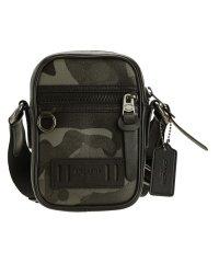 コーチ COACH バッグ バッグ ショルダーバッグ 斜めがけ メンズ ミニ カモフラージュ アウトレット f79910