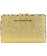 マイケル マイケルコース MICHAEL MICHAEL KORS 財布 折財布 二つ折り アウトレット 35f7mtvf2m
