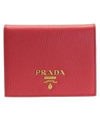 プラダ PRADA 財布 折財布 二つ折り アウトレット 1mv204