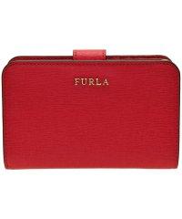 フルラ 875396/RUBY 二つ折り財布