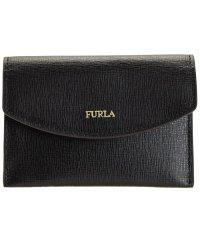 フルラ FURLA カードケース パスケース 定期入れ PCI5 レザー