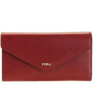 フルラ FURLA 財布 長財布 二つ折り レザー バビロン BABYLON XL BI-FOLD アウトレット チェリーレッド