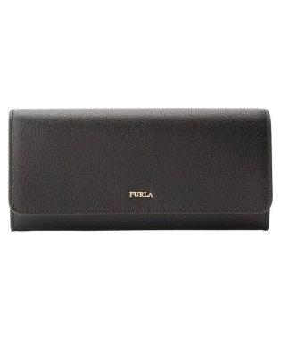 フルラ FURLA 財布 長財布 二つ折り pu02 レザー バビロン BABYLON アウトレット  ブラック