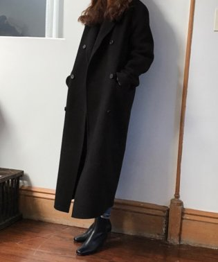 ロング チェスターコート | グランディール ロングコート コート アウター ロング丈