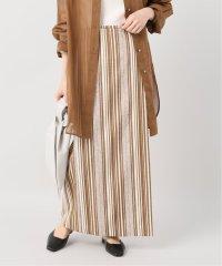 【R'IAM】 RUGストライプ スカート