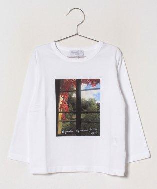 NR98 E TS キッズ フォトプリントTシャツ