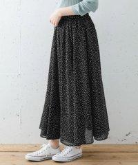 楊柳ドットスカート