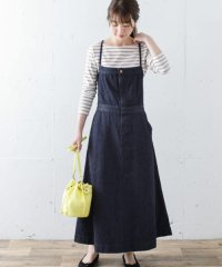 【予約】Wrangler 別注サロペットスカート
