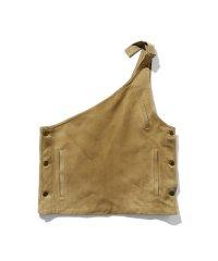 VAPORIZE / One Shoulder Vest