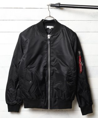 【Sa】ヘビーツイル MA-1ジャケット
