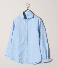 SC: NEW ドットクロス セミワイドカラー シャツ