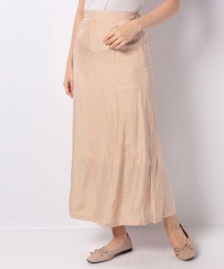 【Kastane】キュプラIラインスカート2