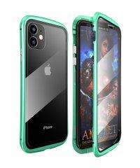 <LUPHIE/ルフィ>Magnetic Bumper Case/マグネティック バンパーケース(iPhone 11/11Pro対応)