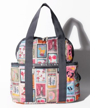 DOUBLE TROUBLE BACKPACK パーフェクトマッチ