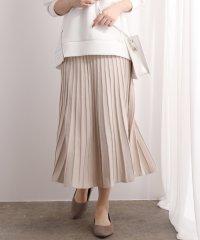【セットアップ対応】プリーツ編みニットスカート