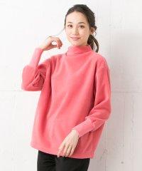 【PUPULA】シルク混ハイネックセーター
